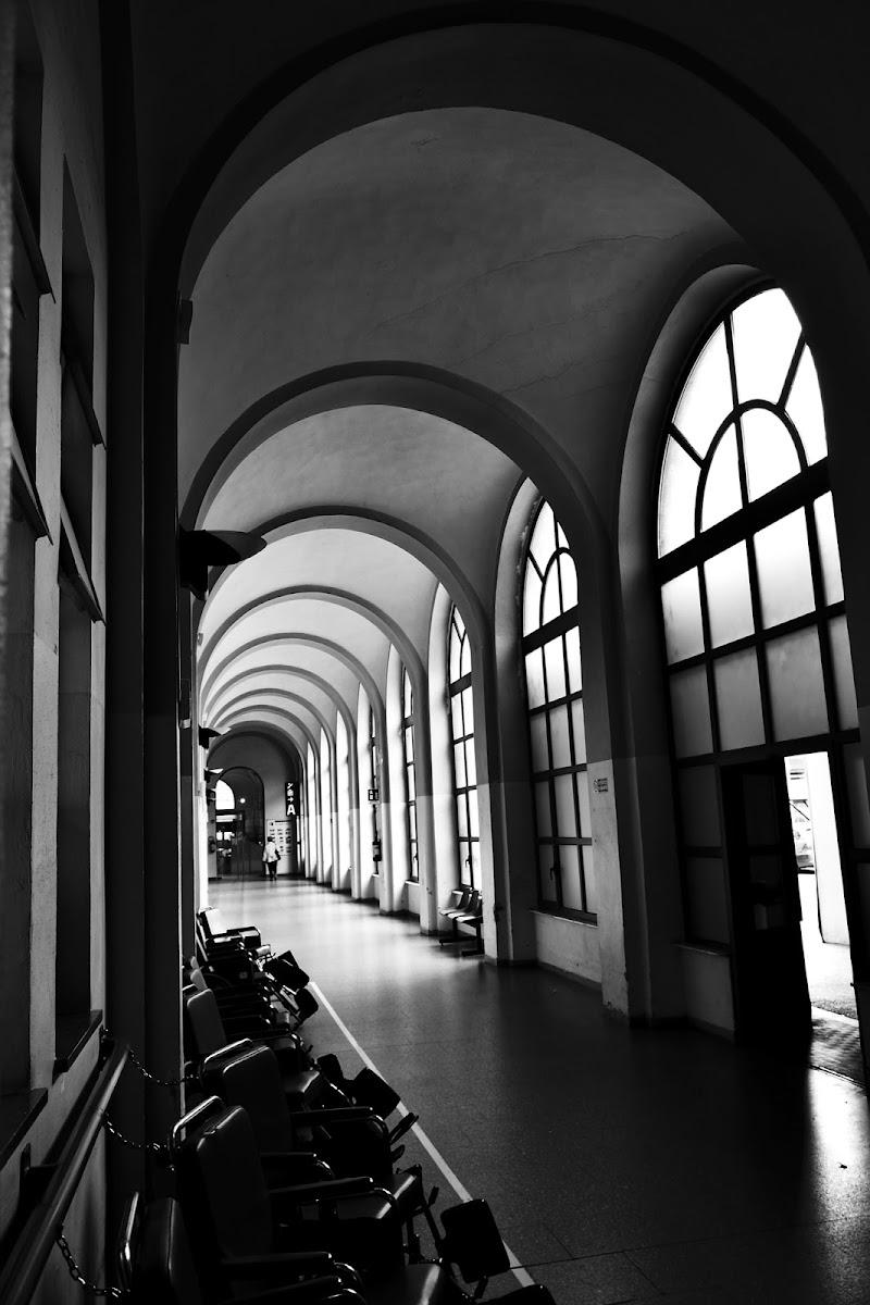 Vecchio ospedale di Stefano Bruzzi