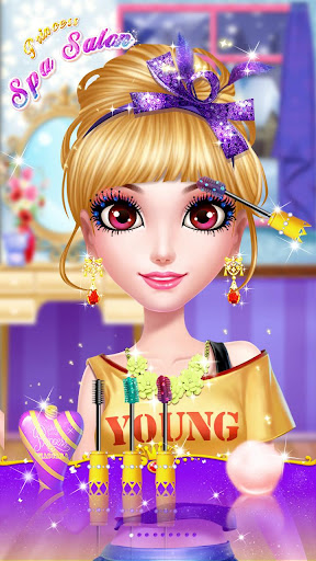 Princess Beauty Salon - Birthday Party Makeup  screenshots 23