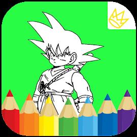 Coloring Manga Anime 2018