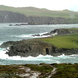 Ireland west coast by Roxana McRoberts - Instagram & Mobile Instagram ( landscape )