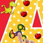 Educational alphabet and numbers game for kids