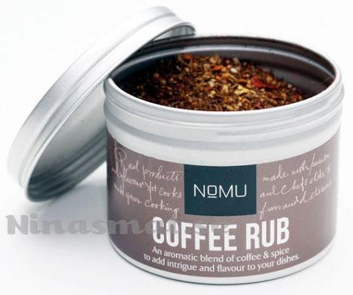Coffee Rub – Nomu