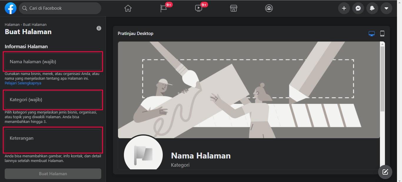 memasang-profile-dan-sampul-halaman-facebook