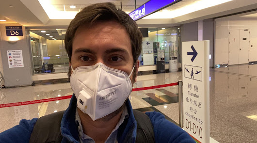 """Tercera cuarentena de un almeriense en China: """"Se necesitan medidas drásticas"""""""