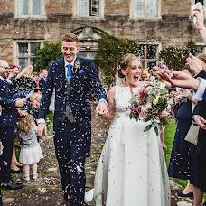 Wedding photographer Mark Wallis (wallis). Photo of 23.05.2018