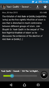 Yasir Qadhi - screenshot thumbnail