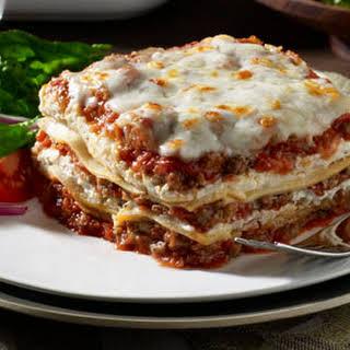 Traditional Lasagna Recipes.