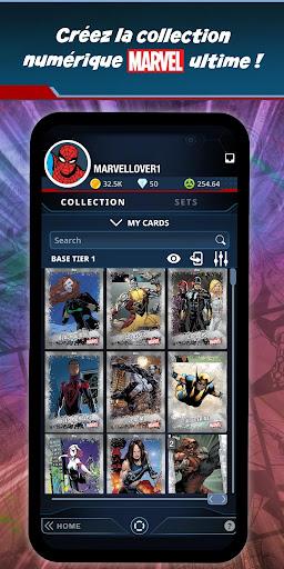 MARVEL Collect! par Topps APK MOD – Pièces Illimitées (Astuce) screenshots hack proof 2
