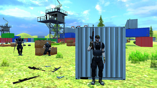 Free Survival Fire Battlegrounds: FPS Gun Shooting  screenshots 8