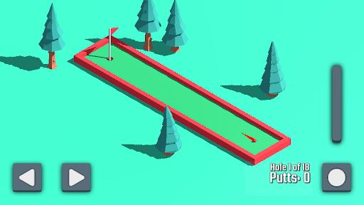 Cartoon Mini Golf - Fun Golf Games 3D 2020.02 screenshots 1