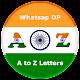 Indian Flag Letter Wallpaper (app)
