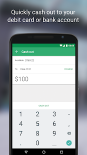 Google Wallet Screenshot 4
