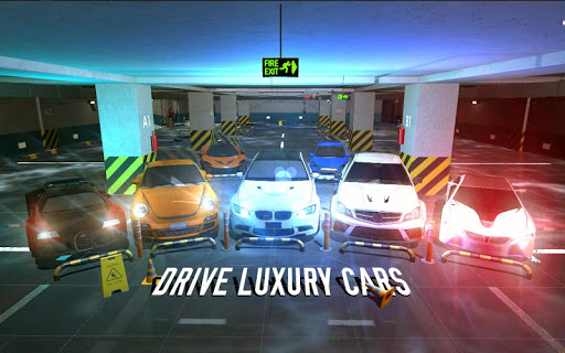 Real Car Parking 2018 Underground Parking Academy screenshots apkspray 6