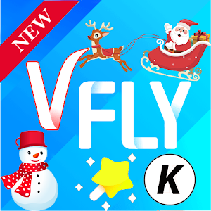 BFlyPhotos Video Magic effects Edit 3.1 by funnychristmasphotoeditor logo