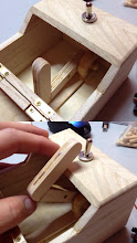Photo: Step 4. Assembling and mounting the finger and finger assembly.