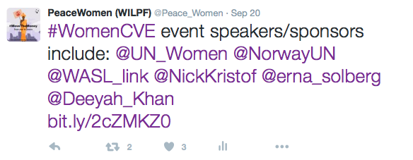 Test - grouped by kind | PeaceWomen