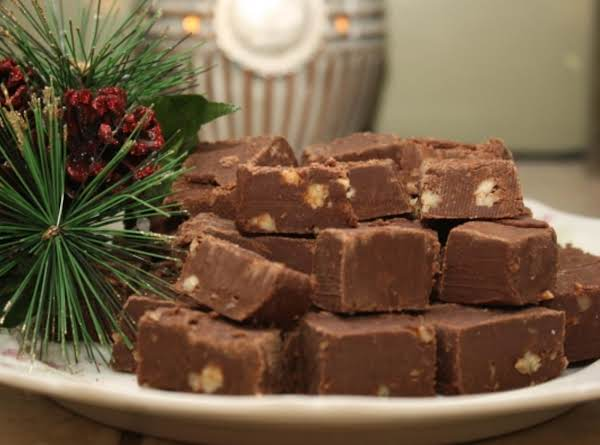 Festive Fudge Recipe