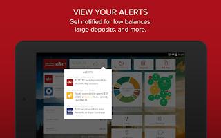 Screenshot of BECU Money Mgr.