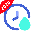 Nox WaterTime 💧 Remind Drink Water, Daily Tracker icon