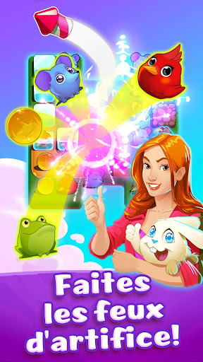 Télécharger Link Pets: Match 3 et jeu de puzzle APK MOD (Astuce) screenshots 1