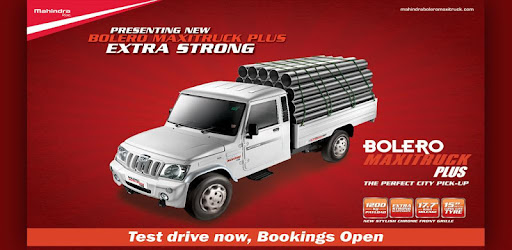 Bolero Maxitruck Plus - Mahindra - Apps on Google Play
