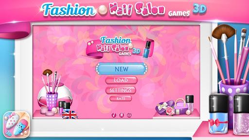 Fashion Nail Salon Games 3D 8.2.0 screenshots 1