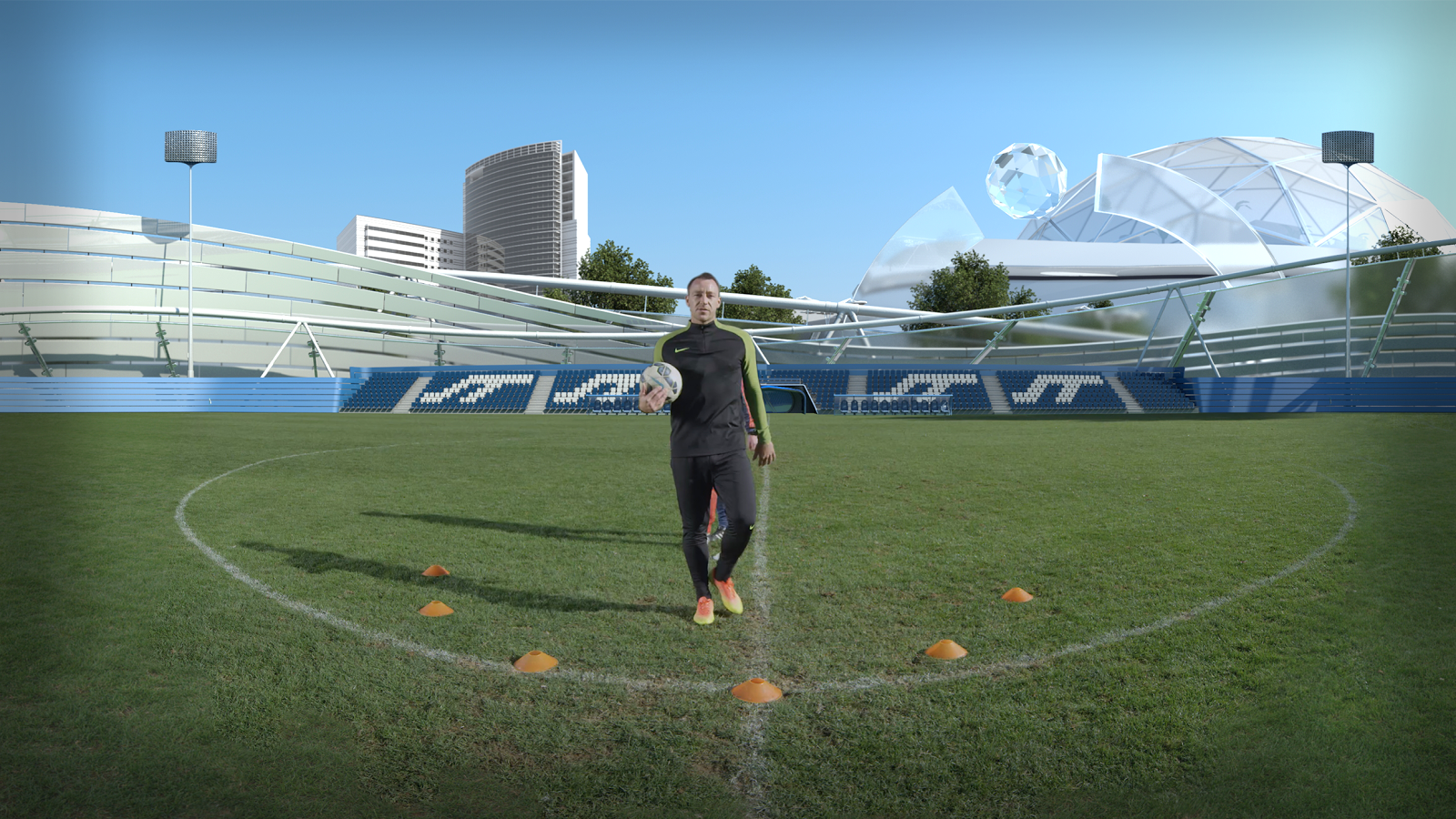 John Terry Football Academy VR- screenshot