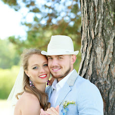 Wedding photographer Evgeniya Semina (Semohka72). Photo of 29.09.2015