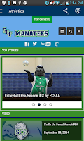 Screenshot of SCF Mobile
