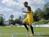Het is niet duidelijk of Killian Overmeire ook volgend seizoen nog voetballer zal zijn