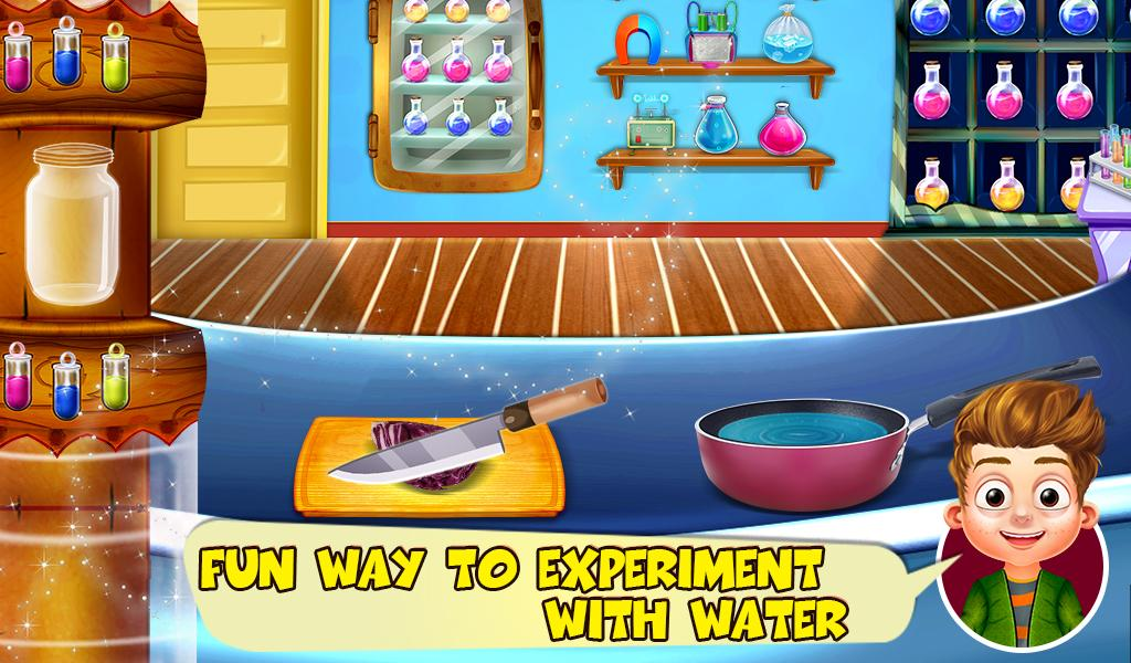 Science Experiment With Water2- screenshot
