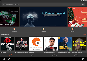 Podcast Player & Podcast App - Castbox APK screenshot thumbnail 9