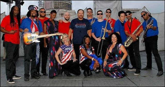 KC and the Sunshine Band performs a spring break cruise this month via Carnival Live.