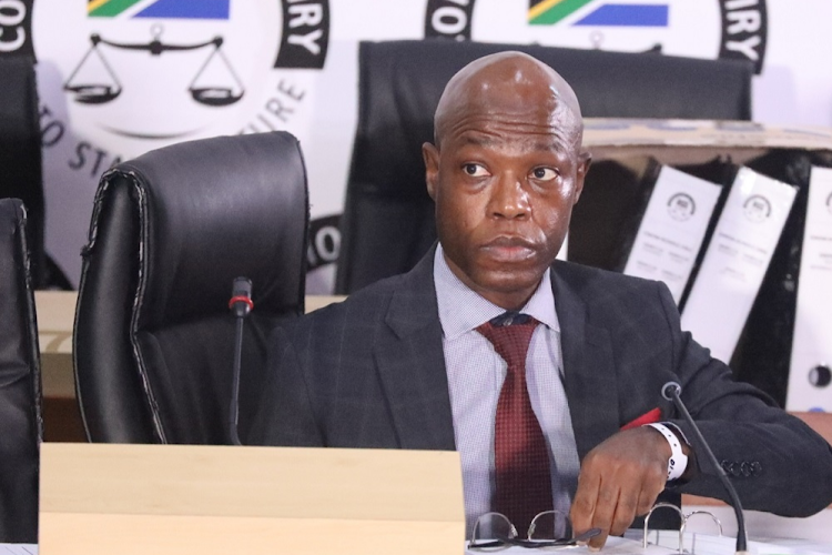 Former Eskom executive Matshela Koko alleges many witnesses lied in their testimonies at the state capture inquiry. File photo.