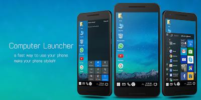 Computer Launcher - Win 10 Style apk latest version 12 9
