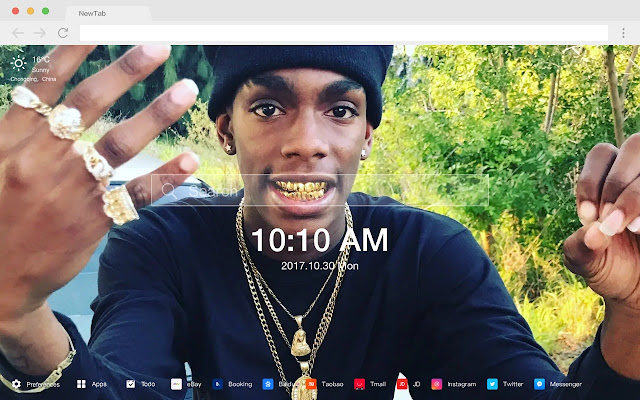 YNW Melly HD Wallpapers Music Theme