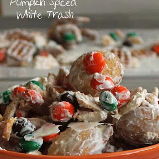 Pumpkin Spiced White Trash
