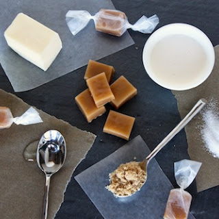 Simple Butter Caramels.