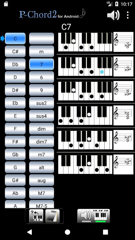 Download Pchord2 Piano Chord Finder Apk 147 By Asoft Free Books
