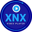 XNX Video Player - All format HD Video Player icon
