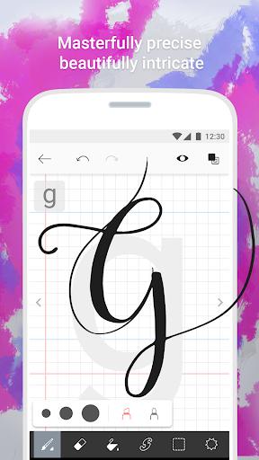 Fonty - Draw and Make Fonts 1.6 Screenshots 4