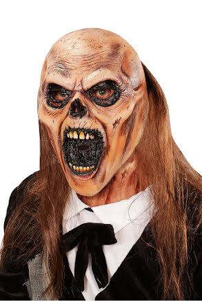 Mask, zombie med hår