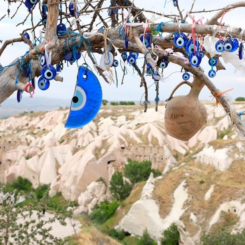 【世界の街角】世界遺産カッパドキアの絶景城塞都市トルコ・ウチヒサルを訪ねて