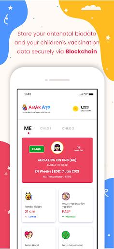AnakApp screenshot 1