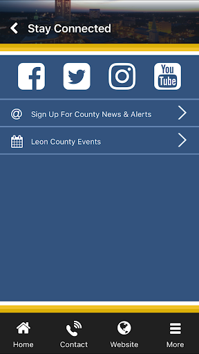 Leon County Citizens Connect Apps (apk) baixar gratuito para Android/PC/Windows screenshot