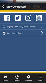 Leon County Citizens Connect Aplikacije (APK) brezplačno prenesete za Android/PC/Windows screenshot