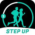 Step Up - Walk & Earn icon