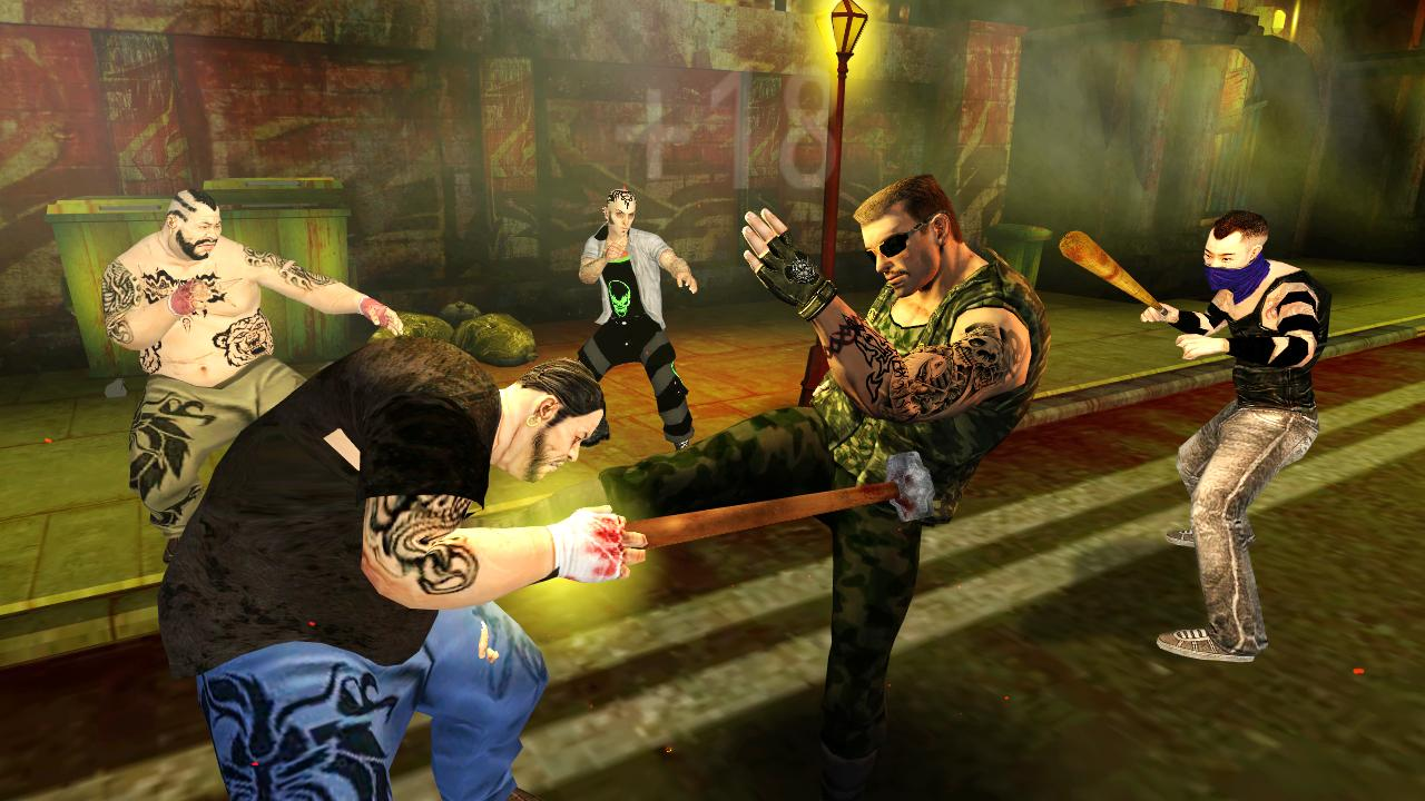 Fight Club - Fighting Games- screenshot