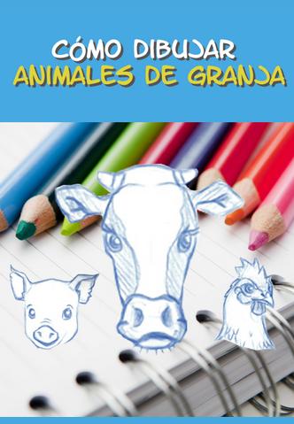 ファーム - 動物を描く