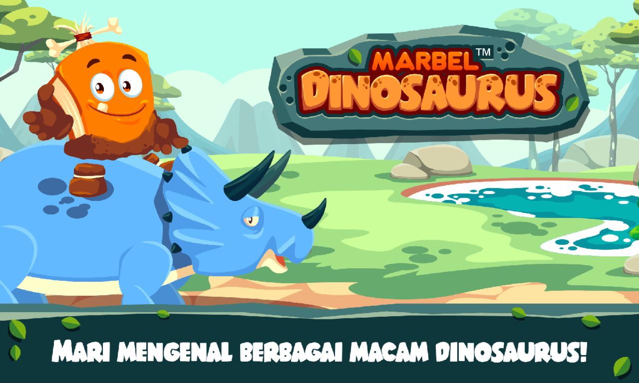 Marbel Ensiklopedia Dinosaurus Apl Android Di Google Play
